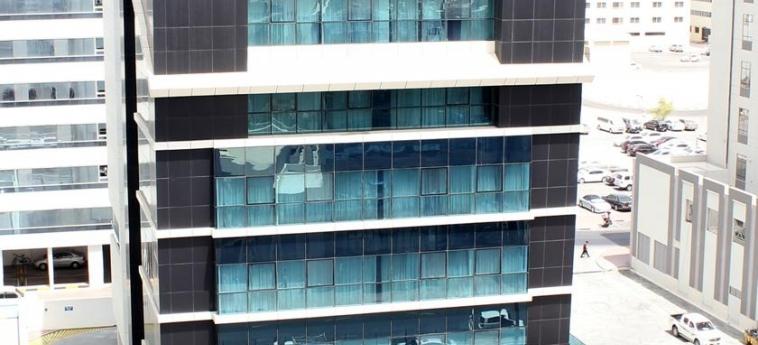 Welcome Hotel Apartments: Facade DUBAI