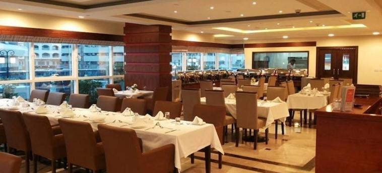 Welcome Hotel Apartments: Restaurant DUBAI