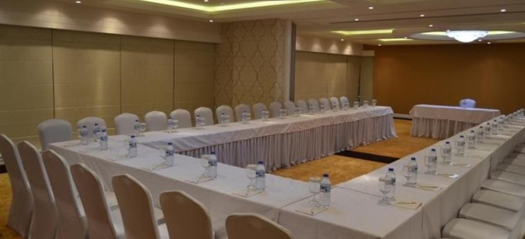 Welcome Hotel Apartments: Salle de Conférences DUBAI