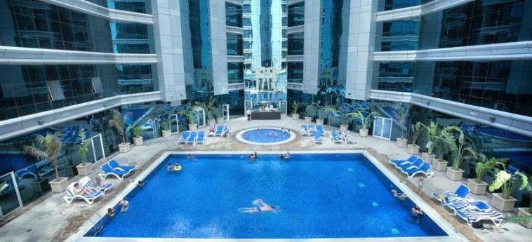 Ghaya Grand Hotel: Extérieur DUBAI