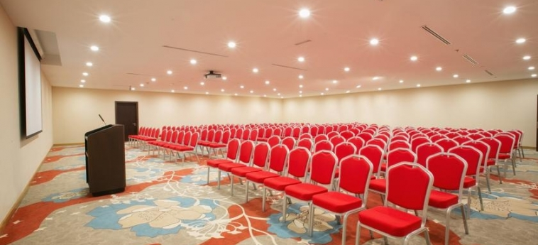 Ghaya Grand Hotel: Salle de Réunion DUBAI