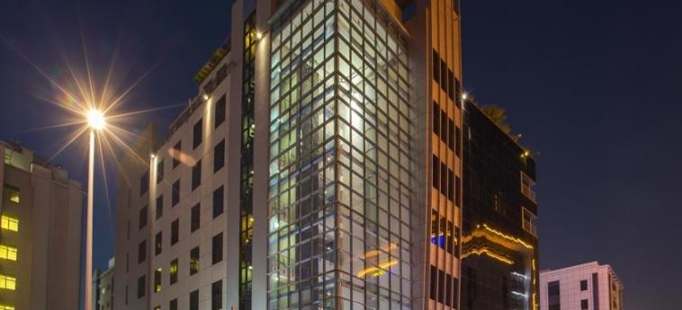 Mena Aparthotel Albarsha: Exterior DUBAI