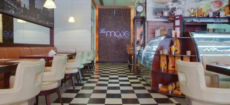 Mena Aparthotel Albarsha: Restaurant DUBAI