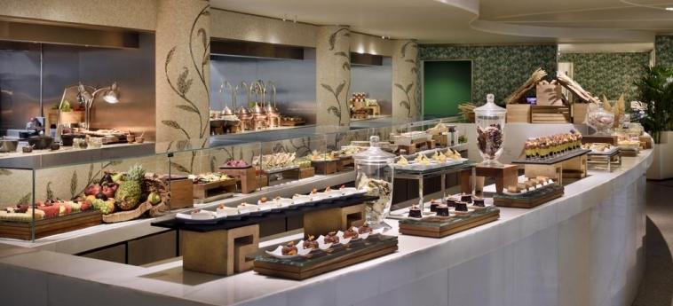 Hotel Palazzo Versace Dubai: Buffet DUBAI