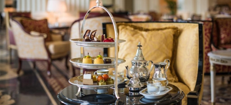 Hotel Palazzo Versace Dubai: Dettaglio DUBAI
