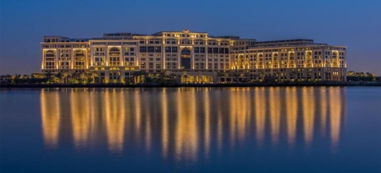 Hotel Palazzo Versace Dubai: Esterno DUBAI