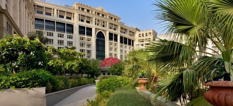 Hotel Palazzo Versace Dubai: Facciata DUBAI