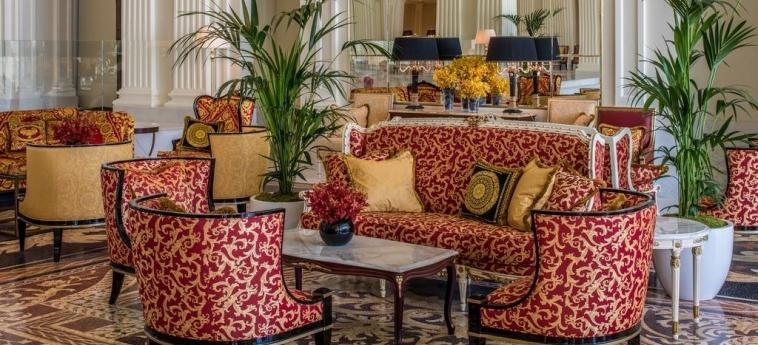 Hotel Palazzo Versace Dubai: Lounge DUBAI