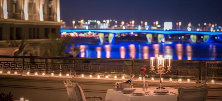 Hotel Palazzo Versace Dubai: Ristorante DUBAI