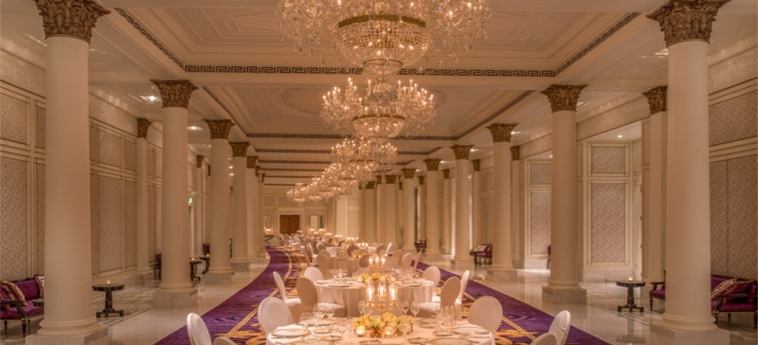 Hotel Palazzo Versace Dubai: Bankettsaal DUBAI
