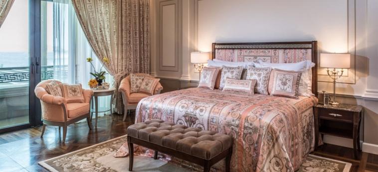 Hotel Palazzo Versace Dubai: Schlafzimmer DUBAI