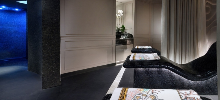 Hotel Palazzo Versace Dubai: Spa DUBAI