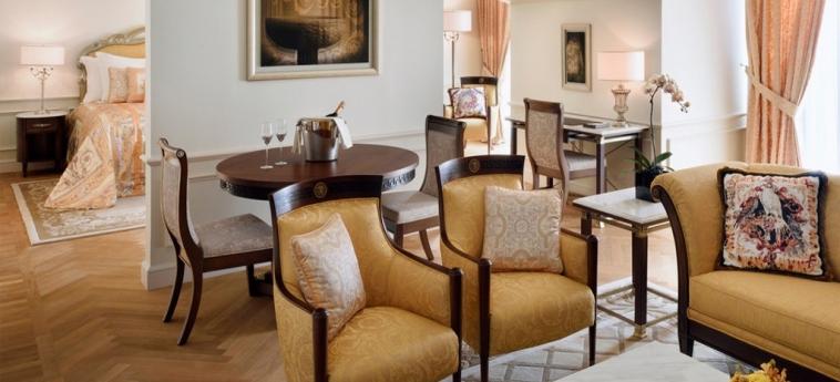 Hotel Palazzo Versace Dubai: Zimmer Suite DUBAI