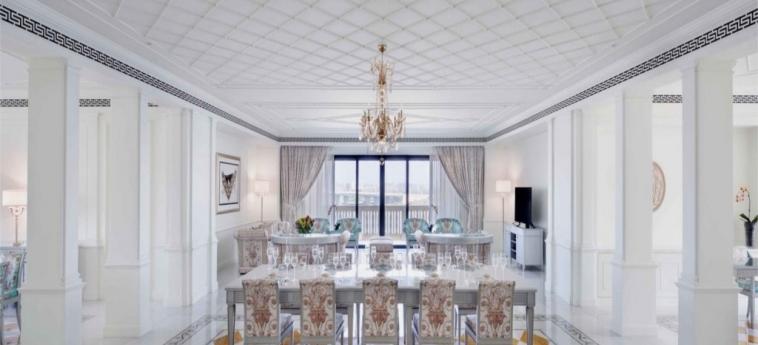 Hotel Palazzo Versace Dubai: Apartment DUBAI