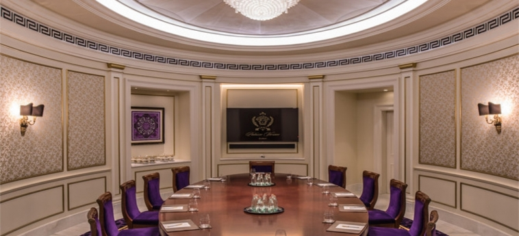 Hotel Palazzo Versace Dubai: Meeting Room DUBAI
