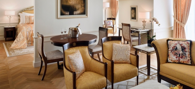 Hotel Palazzo Versace Dubai: Room - Suite DUBAI