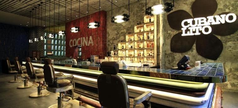Hotel Ibis One Central: Bar DUBAI