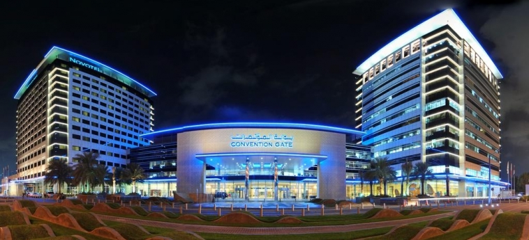Hotel Ibis One Central: Esterno DUBAI
