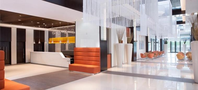 Hotel Ibis One Central: Lobby DUBAI