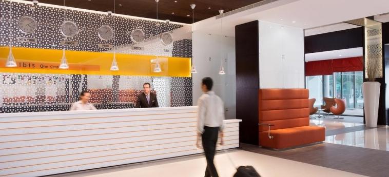 Hotel Ibis One Central: Reception DUBAI