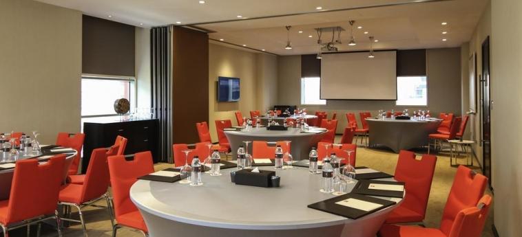 Hotel Ibis One Central: Sala Conferenze DUBAI
