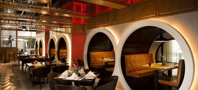 Hotel Ibis One Central: Zona Pranzo DUBAI