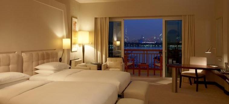 Hotel Park Hyatt Dubai: Chambre jumeau DUBAI