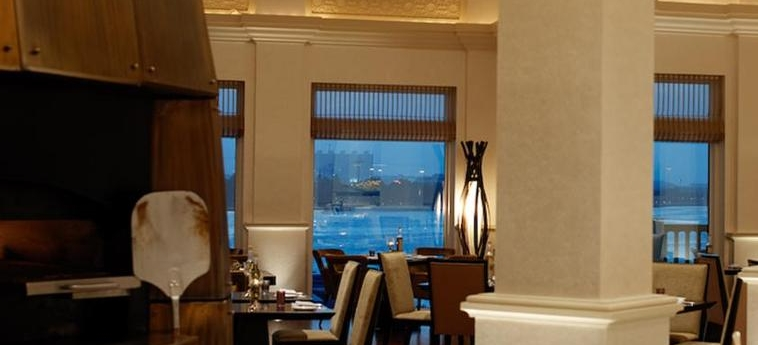 Hotel Park Hyatt Dubai: Restaurant DUBAI