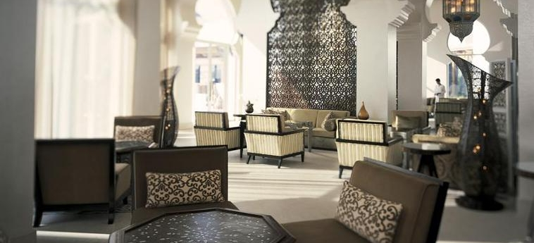 Hotel Park Hyatt Dubai: Salon DUBAI