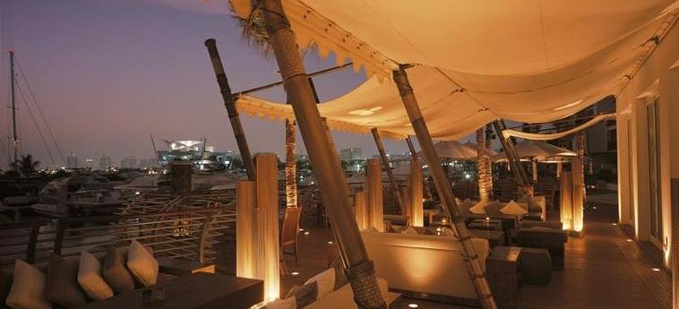Hotel Park Hyatt Dubai: Terrasse DUBAI