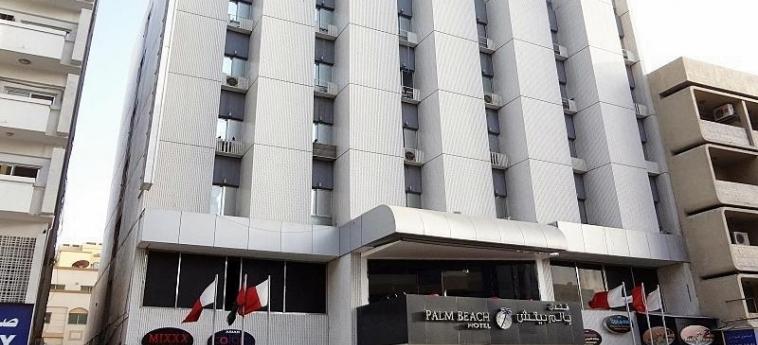 Hotel Palm Beach: Extérieur DUBAI