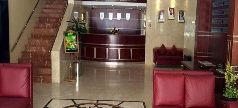 Hotel Palm Beach: Reception DUBAI