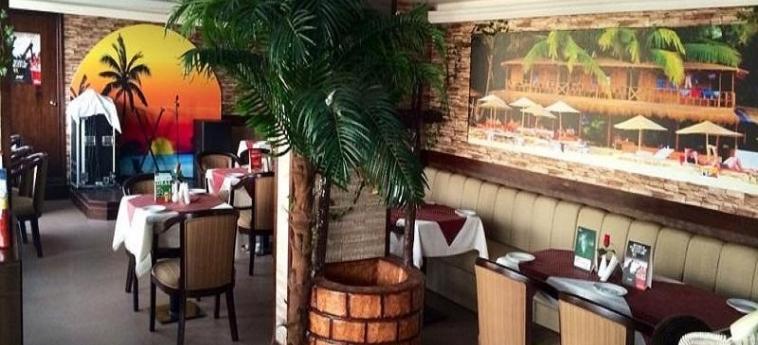 Hotel Palm Beach: Restaurant DUBAI