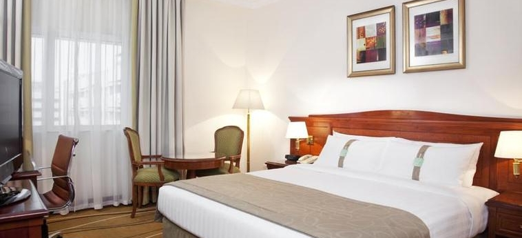 Excelsior Hotel Downtown: Camera Matrimoniale/Doppia DUBAI