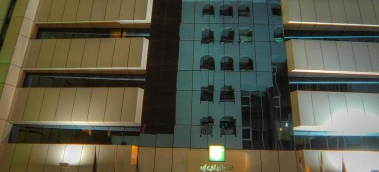 Excelsior Hotel Downtown: Esterno DUBAI