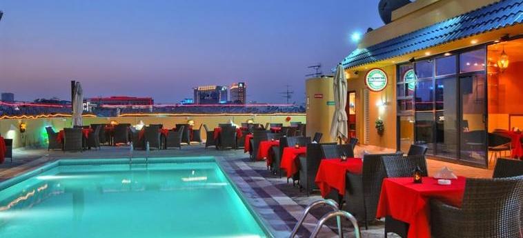 Excelsior Hotel Downtown: Piscina DUBAI