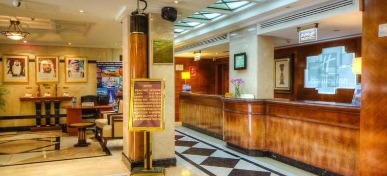 Excelsior Hotel Downtown: Reception DUBAI