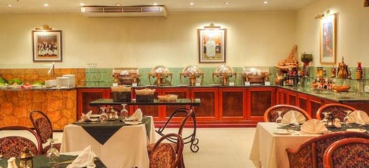 Excelsior Hotel Downtown: Sala Colazione DUBAI