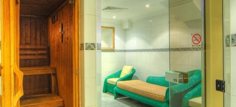 Excelsior Hotel Downtown: Sauna DUBAI