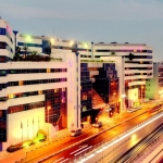 Hotel Crowne Plaza Dubai - Deira