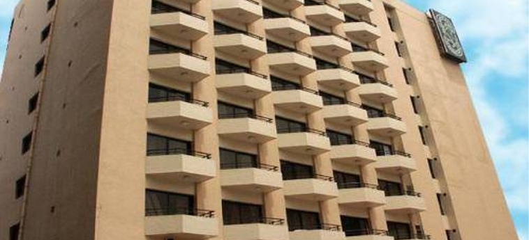 Hotel Al Khaleej: Exterior DUBAI