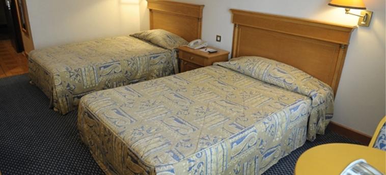 Hotel Al Khaleej: Habitaciòn Gemela DUBAI