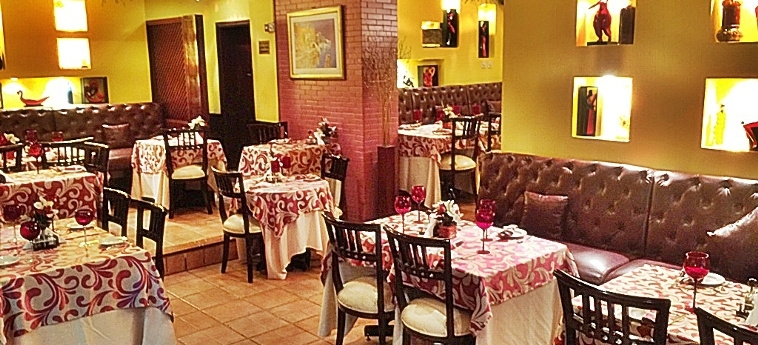 Hotel Al Khaleej: Restaurante DUBAI