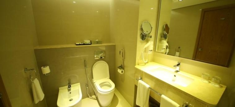 Hotel Lavender: Cuarto de Baño DUBAI