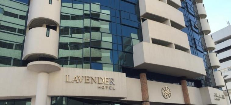 Hotel Lavender: Exterior DUBAI
