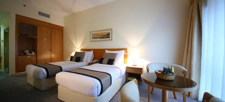 Hotel Lavender: Habitaciòn Gemela DUBAI