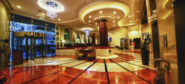 Hotel Lavender: Lobby DUBAI