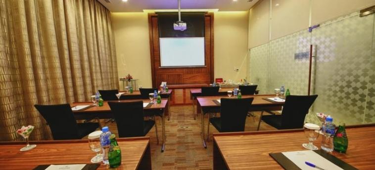 Hotel Lavender: Sala de conferencias DUBAI