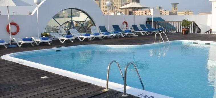 Hotel Lavender: Swimming Pool DUBAI
