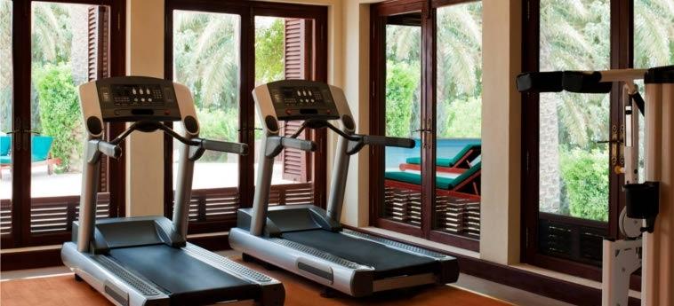Hotel Al Maha, A Luxury Collection Desert Resort & Spa, Dubai: Gym DUBAI